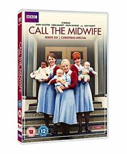 Call The Midwife  Series 6 [DVD] [2017]