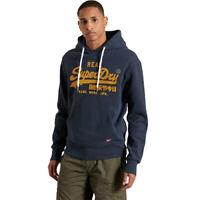 Superdry Men's Varsity Hoodie PN: M2010436B