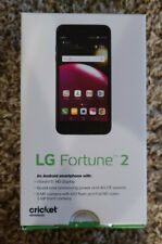 New and Unopened LG Fortune 2 X210CM for Cricket Wireless