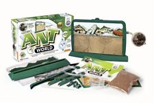 NUOVO Amazing ANT MONDO Ant Farm seccate Scienza divertente per BAMBINI ANIMALI GIARDINO ESTERNI
