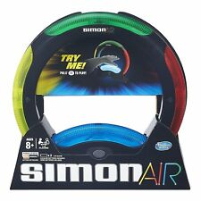 Hasbro Simon Air Hands-Free Eletronic Sound Light Reaction Game Retro Simon Says