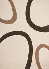 Tapis beige moderne en polypropylène pour la maison