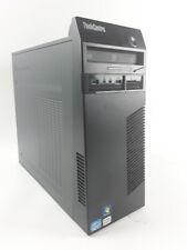 Lenovo Thinkcentre M71e Intel Core i3-2120 2x3.30GHz 8GB RAM 500GB HDD Win10 Par