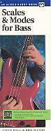 ALFRED HANDY GUIDE SCALES & MODES FOR BASS*