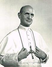 1960s Vintage Pope Paul VI Portrait Yousuf Karsh Photogravure Photo Print