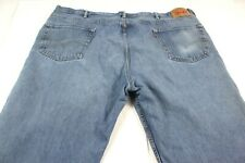 Levi's 550 Big Mans 49 x 29 (TAG'D as 50/30) Relaxed Denim Jeans  #Z175