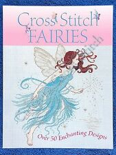 Cross Stitch Patterns Fairies 50+ Enchanting Fairy Alphabet Birthday Book