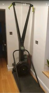 Concept 2 Ski Erg with PM5 Monitor & Stand (HOME USE ONLY, rower rowing machine)