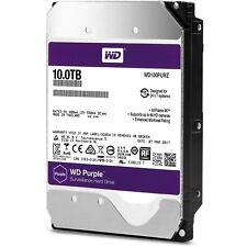 Wd - Surveillance Western Digital Purple 10000gb Serial ATA III disco rigido int