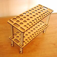 RC Model Wooden Tool Kit Stand Holder