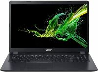 "Acer 15.6"" Aspire 3 Notebook Laptop i5-1035G1 256GB SSD 8GB RAM Windows 10"