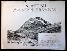 Scottish Mountain Drawings Vol 5 The EASTERN HIGHLANDS by A Wainwright(H/B,1978