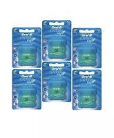 12 x Oral B Satin Tape Mint 25m/27yd , Dental Tape