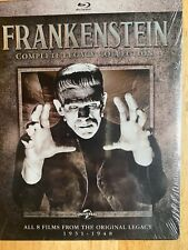 Frankenstein Complete Legacy Collection  (Blu Ray)