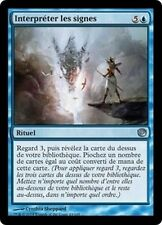 MTG Magic JOU - (4x) Interpret the Signs/Interpréter les signes, French/VF
