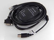 Cable de programación + CD para Allen Bradle MicroLogix SLC 5/02 1747-L524