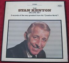 The Stan Kenton Deluxe Set (Box Set 3 LPs)