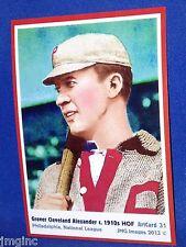Grover Cleveland Alexander,Philadelphia AC #31-Baseball card  HOF player c.1910s