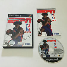 ESPN NBA 2K5 (Sony PlayStation 2, 2004) Complete Tested