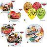 DISNEY PIXAR CARS & PLANES Qualatex Latex & Bubble Balloons - McQueen & Mater