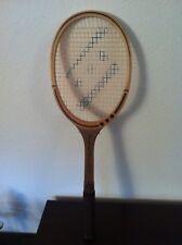Rucanor Tennisschläger Racket Holz Wood