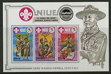 Niue  1983   Scott #   379     Mint Never Hinged Souvenir Sheet