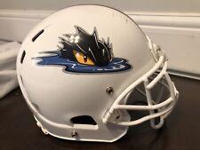 Lake Erie - Cleveland Monsters Xenith Football Helmet AHL Columbus Blue Jackets