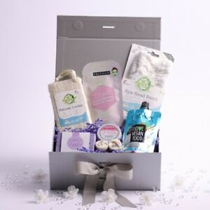 Luxury Relax Day Gift Box for Her Pamper Hamper