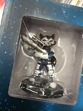 Marvel Fact Files Cosmic Special #1 Rocket Raccoon Statue w/ Magazine groot