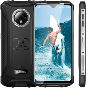 "Oukitel WP8 PRO Rugged 6.49"" Batteria 5000mah 4+64GB Camera 16MPx NFC Android 10"