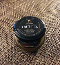 Truffle Hunter Whole Black Truffles, 30g/1.06oz/Jar, Exp. 10/22 Sealed