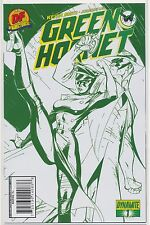 GREEN HORNET #1 DF VARIANT COOL GREEN Kevin Smith COA
