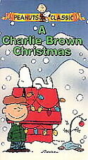 A Charlie Brown Christmas (VHS, 1997, Slip Sleeve Cover)