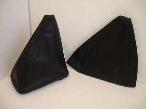 VW Polo Coupe S, G40, G60 Leather Gearstick Gaiter