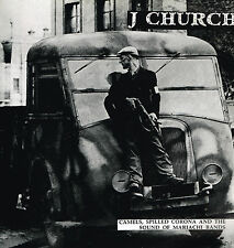 "LP 12"" 30cms: J Church: camels, spilled corona and the sound of mariachi bands"