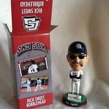 Colorado Springs Sky Sox Rick Sweet 2016 bobblehead giveaway New In Box