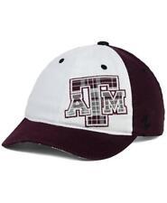 Texas A m Aggies Zephyr NCAA Women s Plaid Adjustable Hat Cap ... 72d50579cfdf
