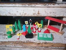 Thomas The train Wooden Accessories Lot