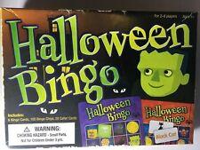 Halloween Bingo Game for Kids 5+ Halloween Party Games
