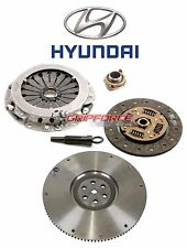 HYUNDAI OEM CLUTCH KIT by VALEO and FLYWHEEL for 2001-2008 TIBURON 2.0L 4CYL