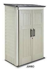 """Rubbermaid® Jumbo Storage Shed - 52 x 30 x 82"""""""