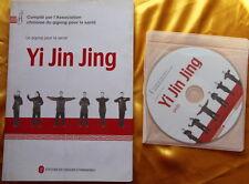 Qi Gong -YiJin Jing-Yijinjing-Art matial-livre+DVD