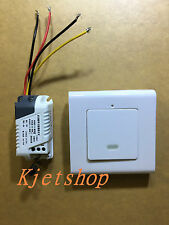 AC 220VC Switch with wireless remote control/Wall Control for Lamp On/Off