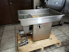 New Talsa Meat Grinder 3 H.P. 32 Head Mfd In Spain High Quality
