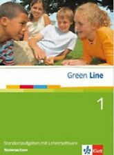 Green Line 1 - Standardaufgaben mit Lehrersoftware *** NEU ***