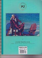 HERCULES FASHION MAGAZINE UK #1 2014, Men Fashion Club Tropicana Riviera Maya.