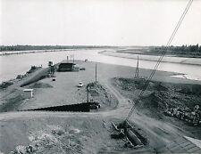 ALSACE c. 1960 - Le Rhin et le Grand Canal d'Alsace - Div 5928
