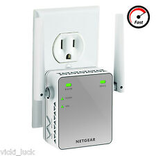 Wi-Fi Range Extender Wireless Network Signal Booster Router Repeater Antenna NEW