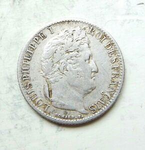 LOUIS-PHILIPPE  1/2 franc 1836 A