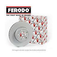 DF4424=DDF1125 2 DISCHI FRENO ANTERIORE FORD FOCUS / KUGA I 2.0 TDCI 4X4 KW:120